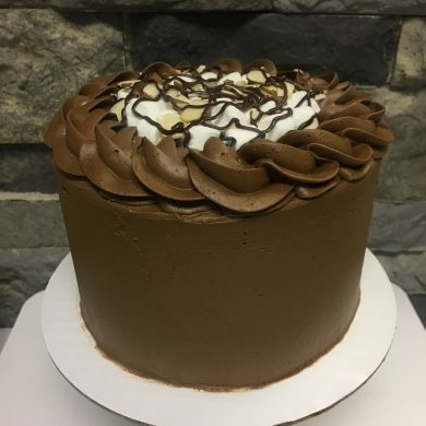 Specialty Iced Cake