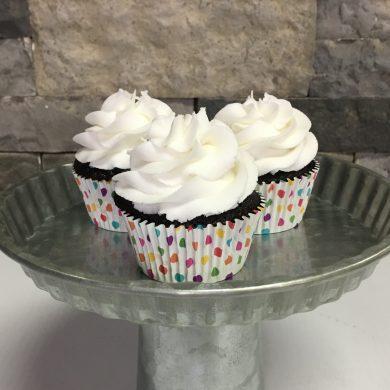 Simply Iced Cupcakes